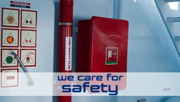 We care for safety